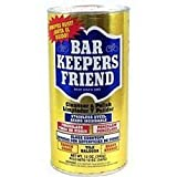 Bar Keepersn Friend Cleanser & Polish With Mild Abrasives (12x12oz) by Bar Keepers Friend
