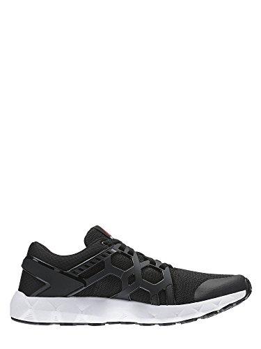 Reebok Uomo Hexaffect Run 4.0 scarpe da corsa nero Size: 43