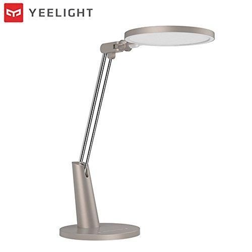 YEELIGHT 15W LED Protezione degli occhi Lampada da tavolo dimmerabile APP Control Smart Reading Light Lampade da tavolo per studio camera da letto disegno