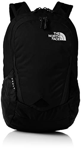 The North Face Vault Zaino, Unisex adulto, per pc portatile 15, Nero (TNF Black), Taglia Unica