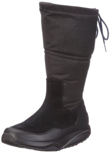 Mbt Sayari High W 400295 Stivali Da Donna Nero - Nero