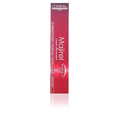 Majirel French Brown - permanente Haarfarbe #6,014, 1er Pack (1 x 50 ml)
