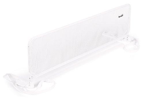 Preisvergleich Produktbild Brevi 312.000 Bettschutzzgitter, 150 cm,  weiß