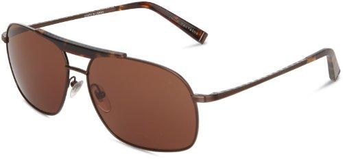 John Varvatos Sonnenbrille V755 Braun 60MM