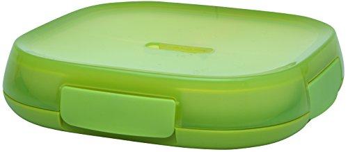 Aladin 546002 Assiette Plate Vert