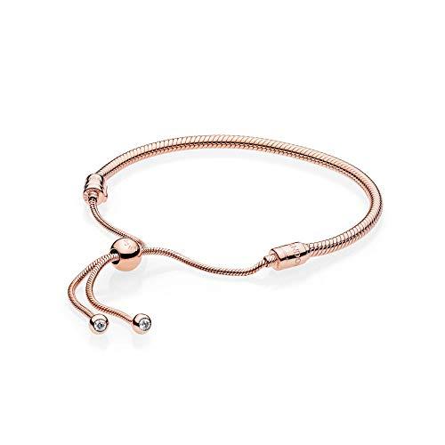 Pandora bracciale con charm donna oro_giallo - 587125cz-2