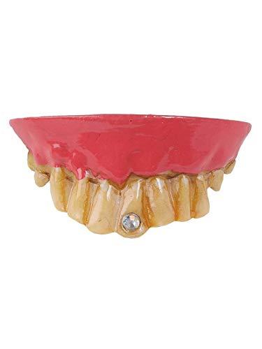 DISBACANAL Dentadura con Diamante