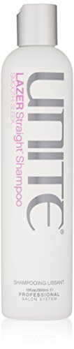 Cleanse & Condition by Unite Lazer Straight Shampoo / 10 fl.oz 300ml