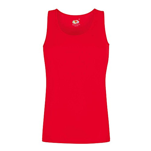Fruit of the Loom - Polo - Femme * taille unique red