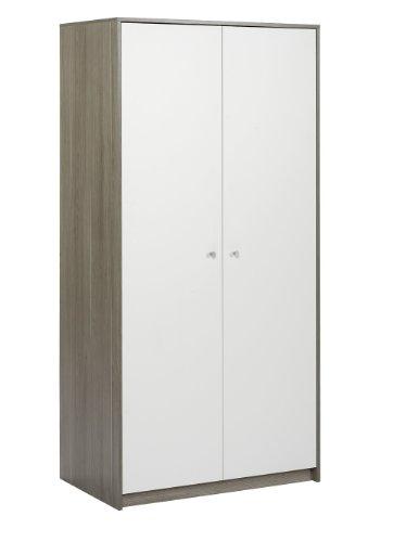 Schardt 2-türiger Kleiderschrank Classic-Line Wildeiche