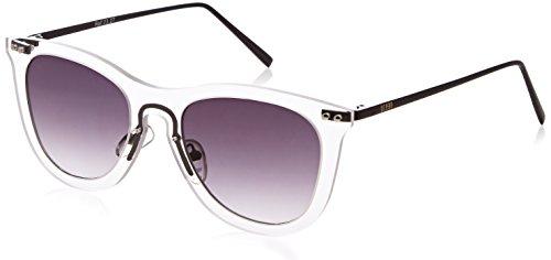 Ocean Eye, Montures de lunettes Mixte Adulte, Blanc (Bianco Trasparente), 58