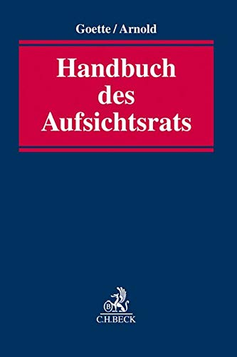 Handbuch des Aufsichtsrats