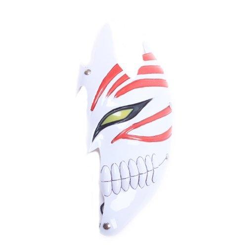 BLEACH - Visored Shinigami Hollow Cosplay Maske Mask Masque Anime Manga Kostüm Costume