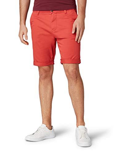 r Männer Hosen & Chino Chino Shorts Baked Apple Red, L ()