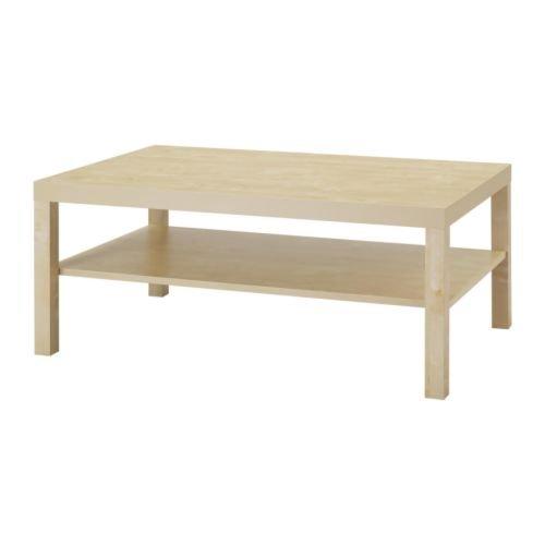 IKEA LACK - Coffee table, birch effect - 118x78 cm by Ikea