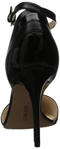 Nine West Timeshare Leather Pump Dress Black/black