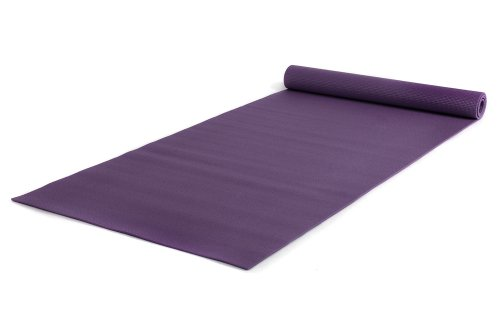 Yogistar Basic - Esterillas de yoga, color morado, talla XXL