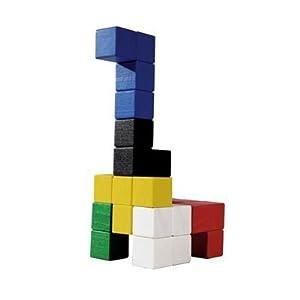 Logo Lern-Spiel-Verlag - Juego de construcción con Figuras geométricas (3005) (Importado de Alemania)