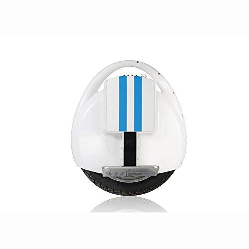 """Preisvergleich Produktbild HuanLeBao 14 """"Self Balancing Elektro Einrad Balance Wheel (Schwarz, Weiß, Rot, Gelb, Blau) , white , 14"""