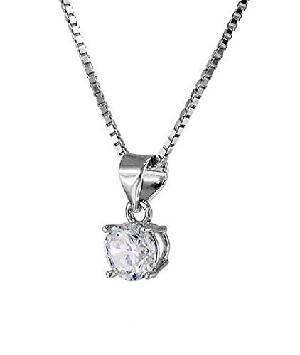 dcdef03cf726be Zoom IMG-2 collana punto luce in oro. COLLANA PUNTO LUCE IN ORO BIANCO 18 KT  ...