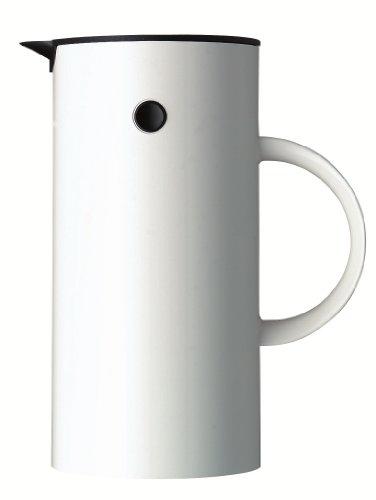 Stelton 965 Isolierkanne 0,5 L weiß