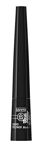 Lavera Perfilador ojos liquido -Black 01- vegano -