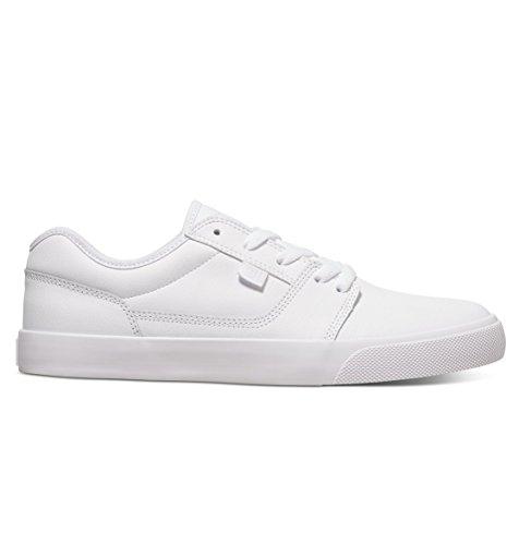 DC TONIK Unisex-Erwachsene Sneakers WHITE/WHITE/WHITE
