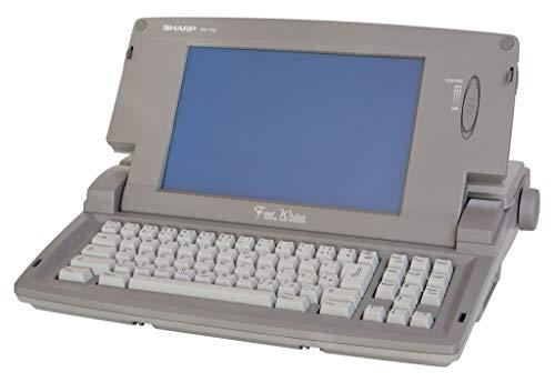 Sharp FW-700 Font Writer - elektrische digitale Schreibmaschine mit Display und Diskettenlaufwerk