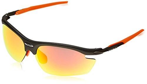 Rudy Project Rydon SN794098M1 Sonnenbrille und EIN Paar transparente Gläser