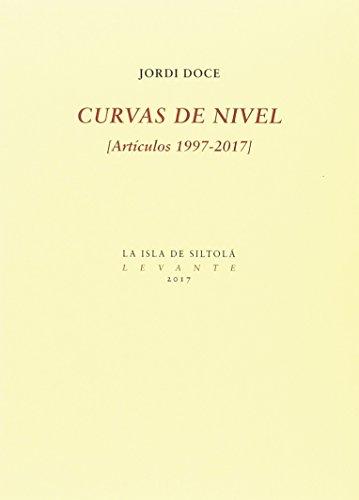 CURVAS DE NIVEL (Levante)