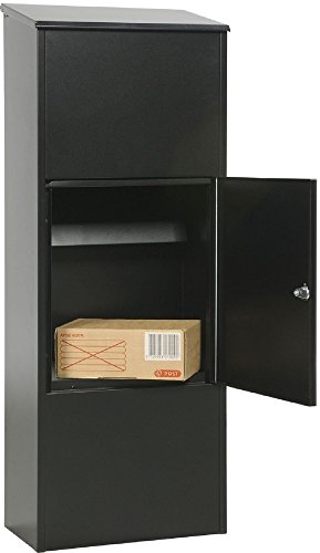 MEFA Paketkasten / Paketbox ERIK, anthrazitgrau (RAL 7016) -