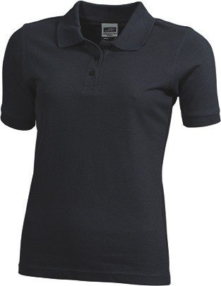 James & Nicholson Damen Poloshirt Carbon