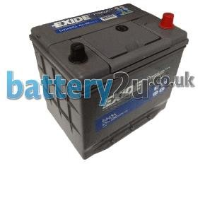 Preisvergleich Produktbild Exide EA654 Premium Starterbatterie 12V 65AH 580A