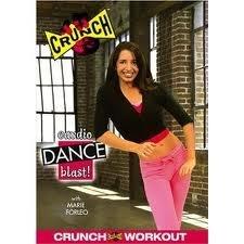 Crunch: Cardio Dance Blast [Reino Unido] [DVD]