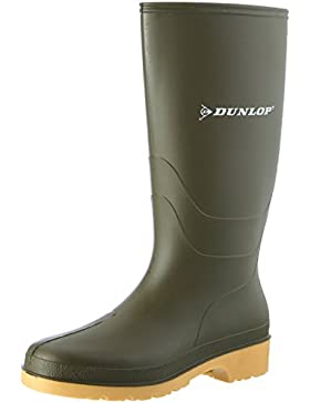 Dunlop RAPIDO PVC LAARS Unisex-Erwachsene Langschaft Gummistiefel