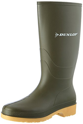 Dunlop Protective Dull Long Shaft Boots
