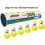 Jaspo Pro- Tech 300 Nylon Shuttle Cork(Pack of 6)