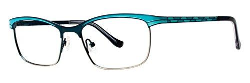 kensie-eyeglasses-edge-teal-53mm