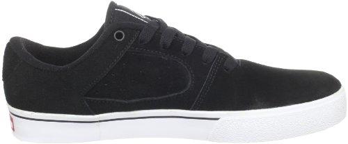 éS SQUARE TWO FUSION 5101000127, Chaussures Marche nordique mixte adulte Noir/blanc