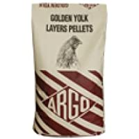 Argo Golden Yolk Layers Pellets 20kg To Provide Your Chickens with Essential Proteins, Vitamins & Minerals