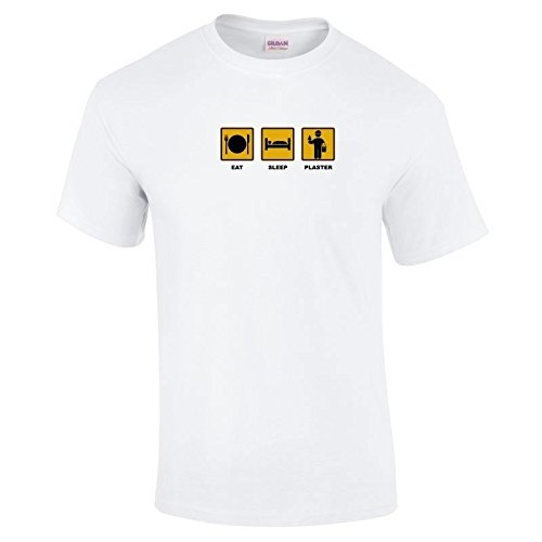 eat-sleep-plaster-plastering-render-trade-funny-gift-t-shirt-16-colours-to-5xl