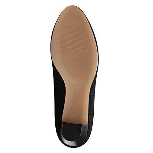 Evita Shoes Pompe, Femme Noir Talons Noir T1ooA5db - costs ... 946402a748dd