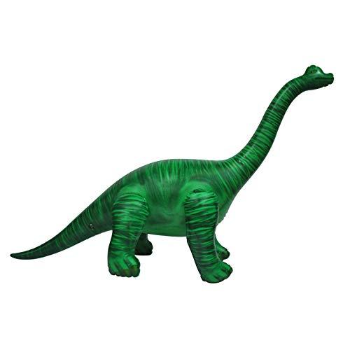 Goodtimes Dinosaurier Brachiosaurus aufblasbar - ca. 120cm - Kinderspielzeug - - Schnee Motto Party Kostüm