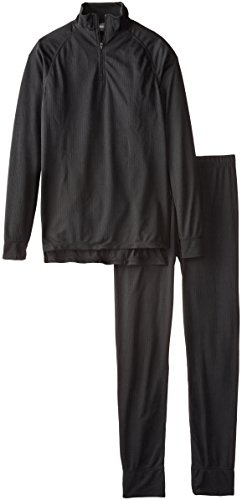 Trespass Herren Unite 360 Base Layer Set XL schwarz