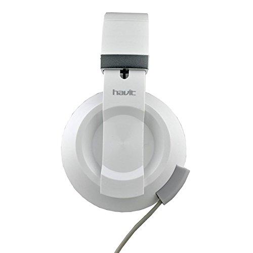 Havit HV-H2171D Headphones (White/Grey)