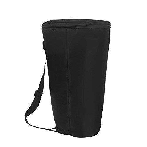 Afrika Drum Bag, Dual Reißverschluss Oxford Stoff Wasserdicht afrikanischen Percussion Drum Gig Tragetaschen für 20,3cm Afrika Drum (Taschen Und Tragetaschen Pflege)