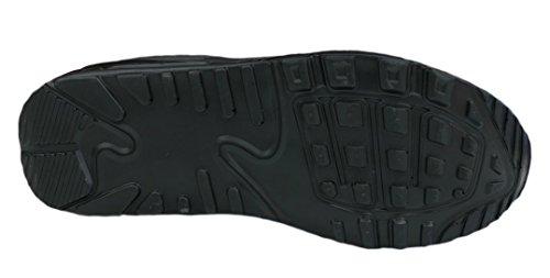 GIBRA® Damen Sneaker, schwarz, Gr. 36-41 Schwarz