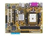 ASUS K8N-VM Presa elettrica 754 microATX scheda madre