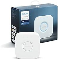 Philips Hue Bridge - Hue Sistemleri İçin Merkezi Akıllı Kontrol Elemanı 8718696511824., Beyaz, Small