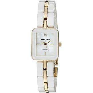 Anne Klein Reloj de Vestir AK/3304WTGB